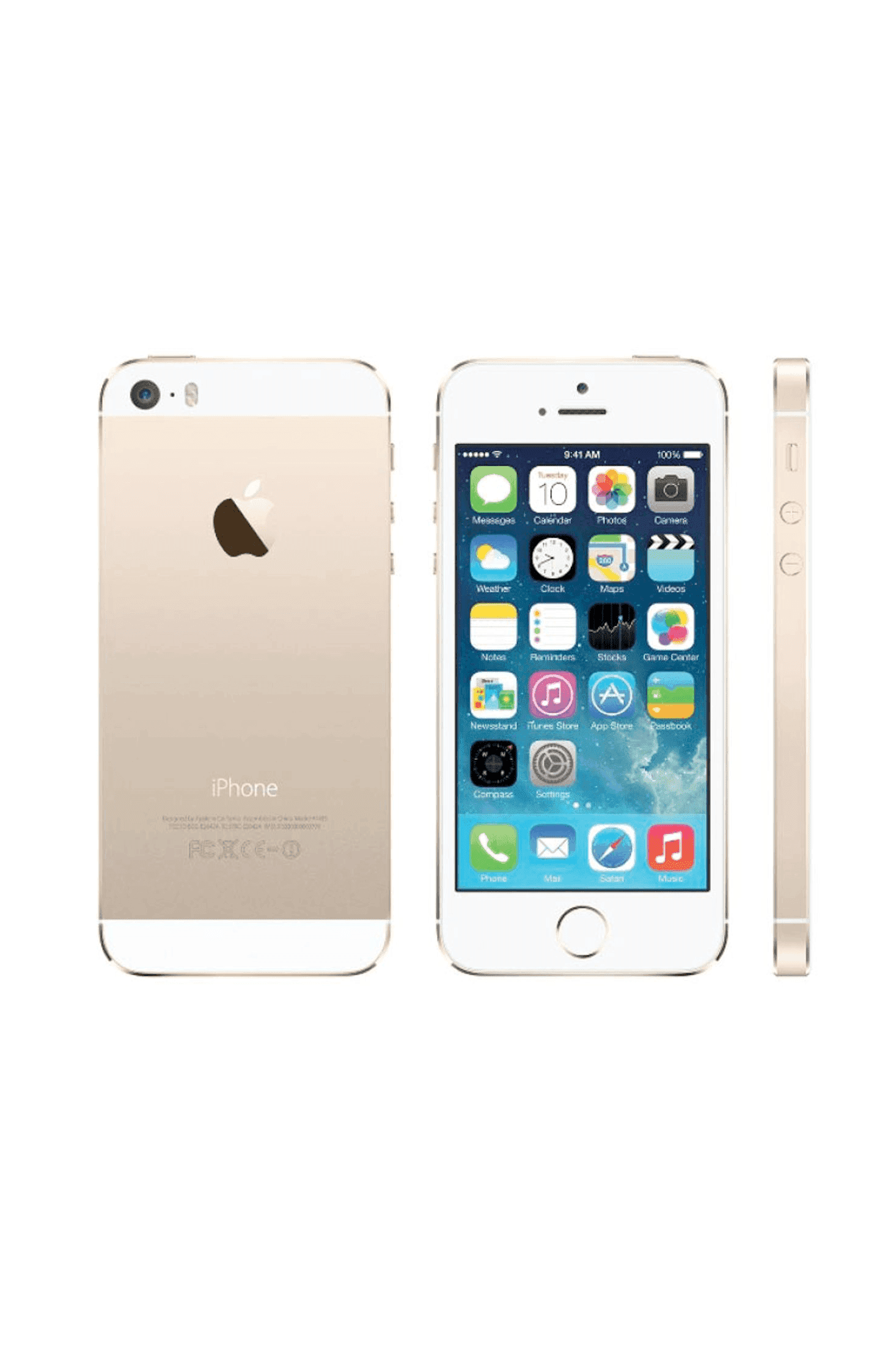 ‏iPhone 5s 16GB